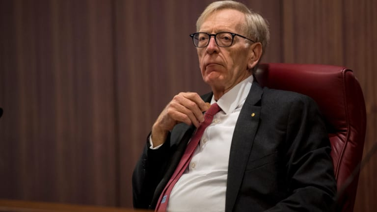 Commissioner Kenneth Hayne is putting the heat on ASIC to take action against the banks.