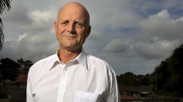 David Leyonhjelm has been a fierce proponent of relaxing John Howard's signature 1996 gun laws.