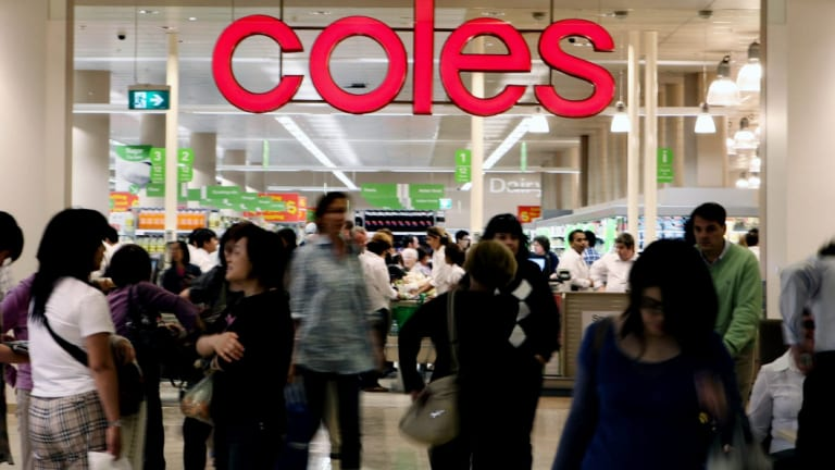Wesfarmers couldn't regain its historic reputation as a high-returning company while the Coles food and liquor operations remained within its portfolio.