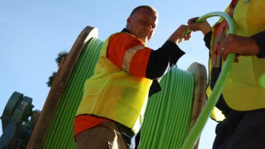 Infrastructure Australia has warned the NBN faces major challenges.