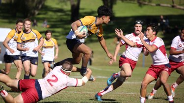 The ACT Schoolboys will play for third at the national championships.