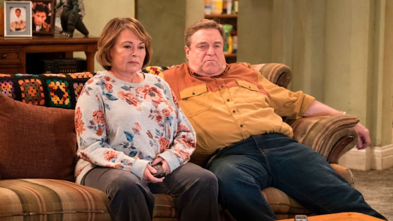 Before Roseanne was cancelled it had been pulling in ABC's best ratings in 18 years.