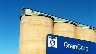 Graincorp will not pay a dividend.