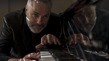 Pianist Chris Cody was drawn to the story of La Perouse.