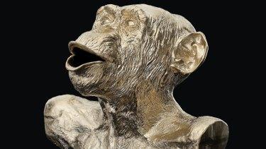 Golden Monkey by Lisa Roet.