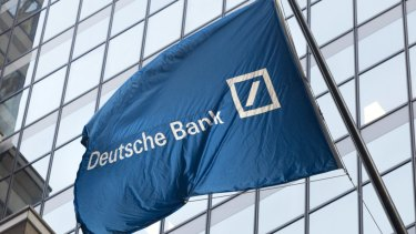 The German authorities have ruled out a bail-out of Deutsche in the past.