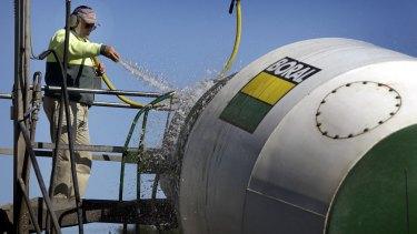 Australia's Boral increased its exposure to the US market last year