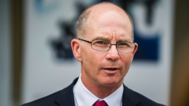 Chief health officer Dr Paul Kelly has resigned from ACT Health.
