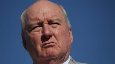Alan Jones is staying put at 2GB, signing an $8 million two-year contract.