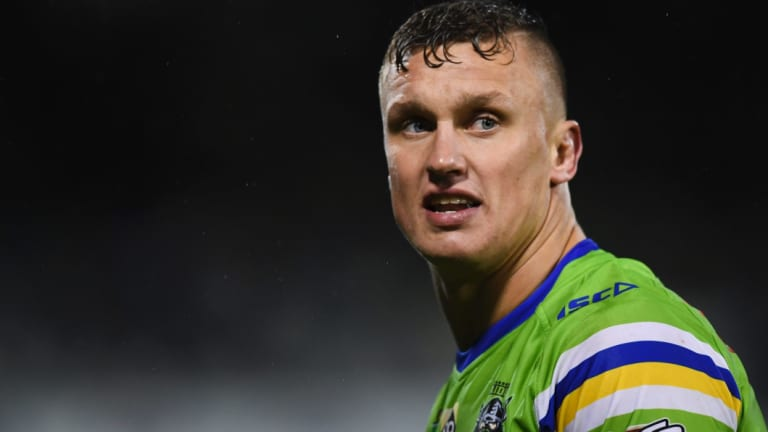 Jack Wighton could miss the rest of the NRL season.