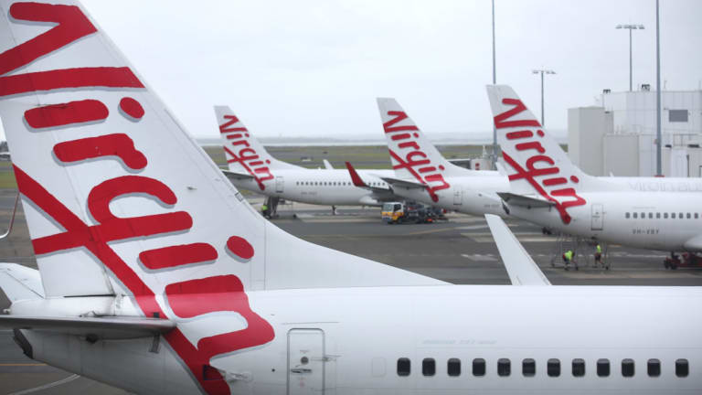 Virgin is more than 90 per cent owned by other international airlines, and its future as a listed company has been under question.