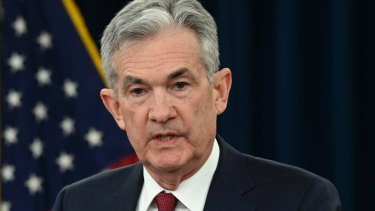Federal Reserve chairman Jerome Powell has shown a lack of sensitivity to market stress.