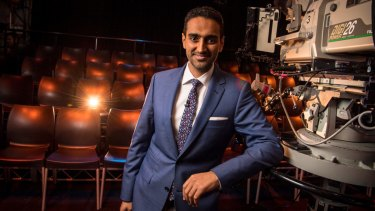 The Project's Waleed Aly.