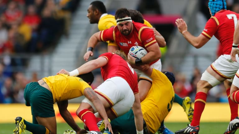 The Wallabies' run to the 2015 World Cup final papered over the cracks.