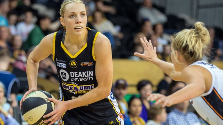 Maddie Garrick has to prove her fitness if she hopes to play on Friday night.