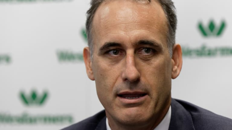 Wesfarmers chief Rob Scott has a lot of work to do.