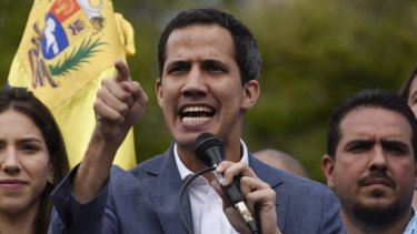 Juan Guaido, president of the National Assembly who swore himself in as the leader of Venezuela, has been recognised as interim president by several allied countries.