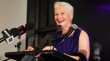 Wentworth voters flocked to Kerryn Phelps.