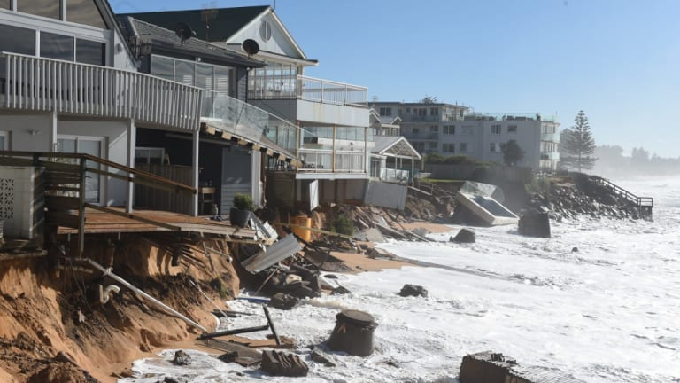 Climate change costs are going to mount for Australia's states, Moody's says.