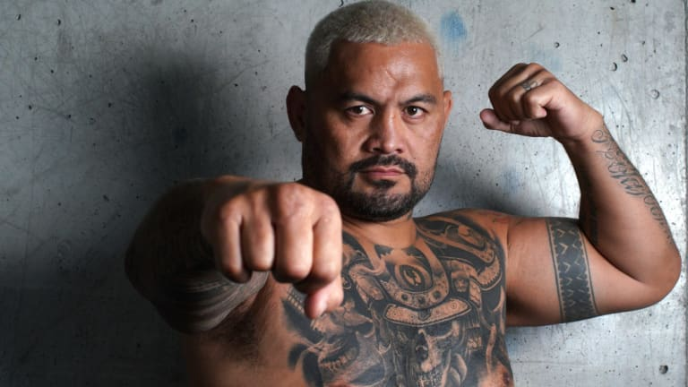 New horizons:  Mark Hunt is the headline fight on the first Russian UFC card.