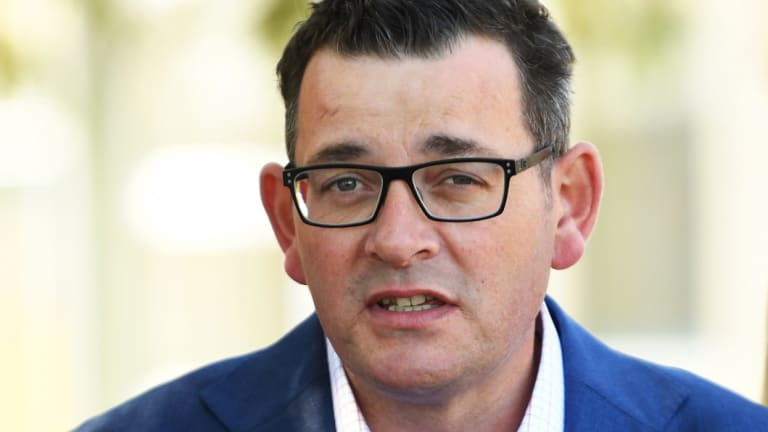 Victorian Premier Daniel Andrews says his government will implement the recommendations of the Vincent Report this term.