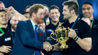 New world order?: World Rugby's Nations Championship proposal looks set for the scrap heap if the home unions' self-interest wins out.