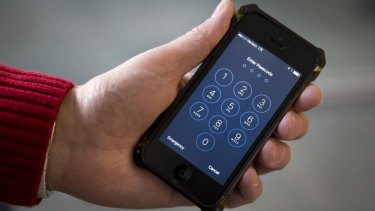 Encryption has become more common on mobile phone communications.