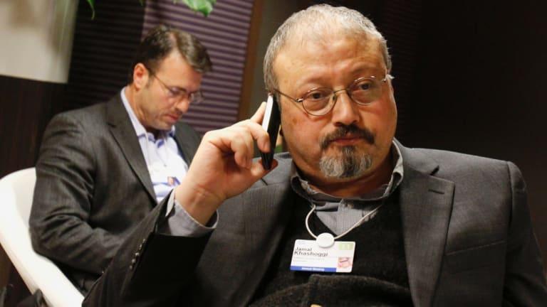Saudi journalist Jamal Khashoggi died in the Saudi consulate in Istanbul.