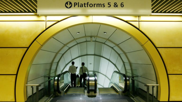 The Epping to Chatswood line will be closed on September 30.