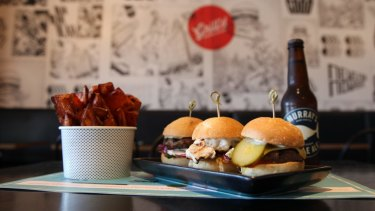 Grill'd scored the second-lowest rating on Deakin University's Global Obesity Centre report.