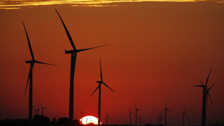 Renewable energy could be a key issue in next year's federal election.