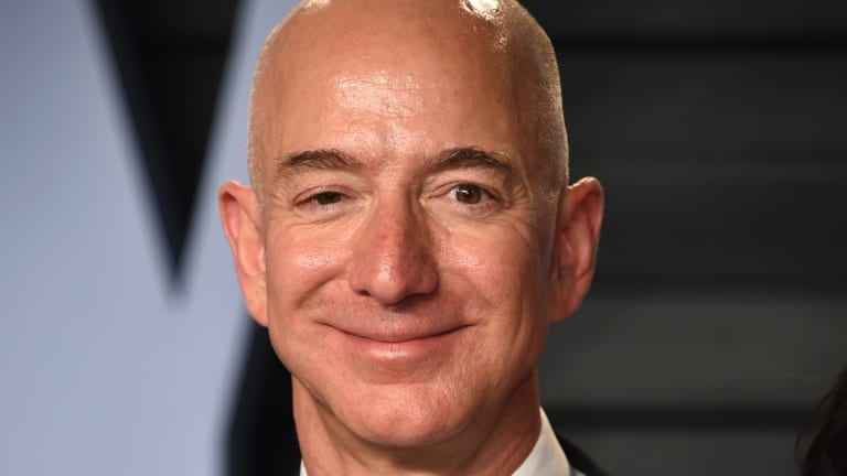 King of Retail: No one has benefited more from Amazon's rise than Jeff Bezos.