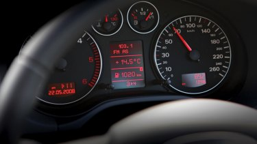 A Brisbane man was fined $6000 after he was charged over tampering with a vehicle's odometer.