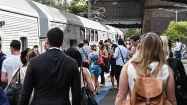 Passengers will be forced to capture buses during the Bankstown line closures.
