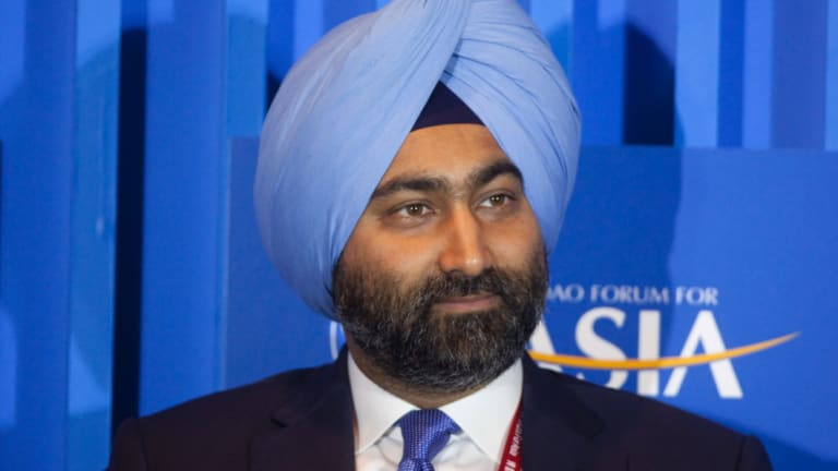 Fortis chairman Malvinder Singh.