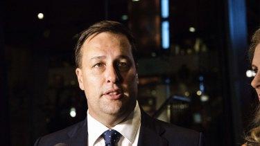The Liberal member for Mackellar, Jason Falinksi.
