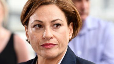 Treasurer Jackie Trad made the announcement on Saturday after discussing her SPER concerns in Parliament in March.