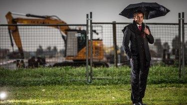 "Wyndham councillor Intaj Khan – Labor's so-called ""king of bling""."