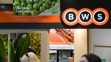 The alcohol retailer BWS has come under fire for partnering with alcohol-free charity Dry July.