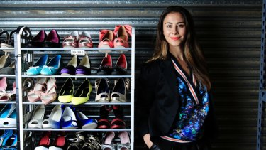 Jodie Fox was the co-founder of Shoes of Prey.