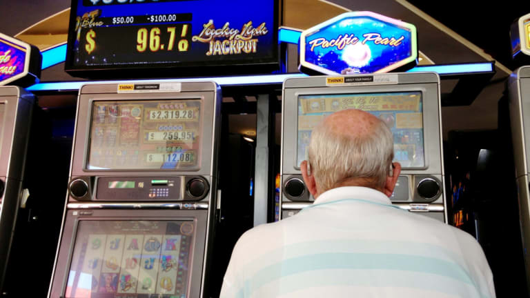 Poker machine profits in NSW will grow by 12 per cent over the next four years.