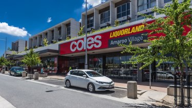 The neighbourhood shopping centre  In Canberra features eight other specialty stores.