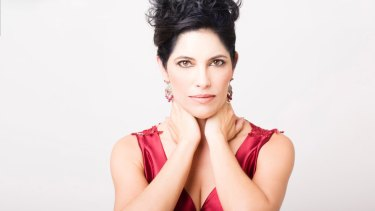 Opera star Vivica Genaux.