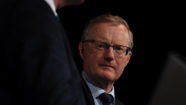 RBA governor Philip Lowe says bank boards and management have been too short-term.