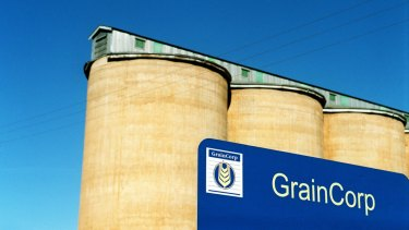 Graincorp has lifted its full-year profit guidance.