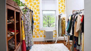 Fashion rentals have been likened to an 'endless closet' that's better for the environment.