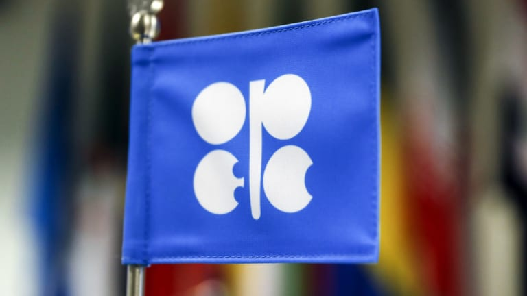 Ministers from the core OPEC group, which doesn't include Russia, will now meet on Thursday to seek a consensus on exactly who will cut and by how much.