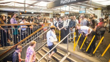Sydney's rail network has suffered a high number of major incidents this year.