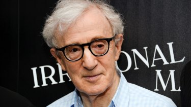 "Woody Allen says he should be the ""poster boy"" for #MeToo."