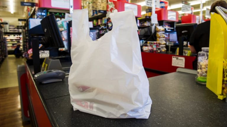 The ACT banned single-use plastic bags in 2011.